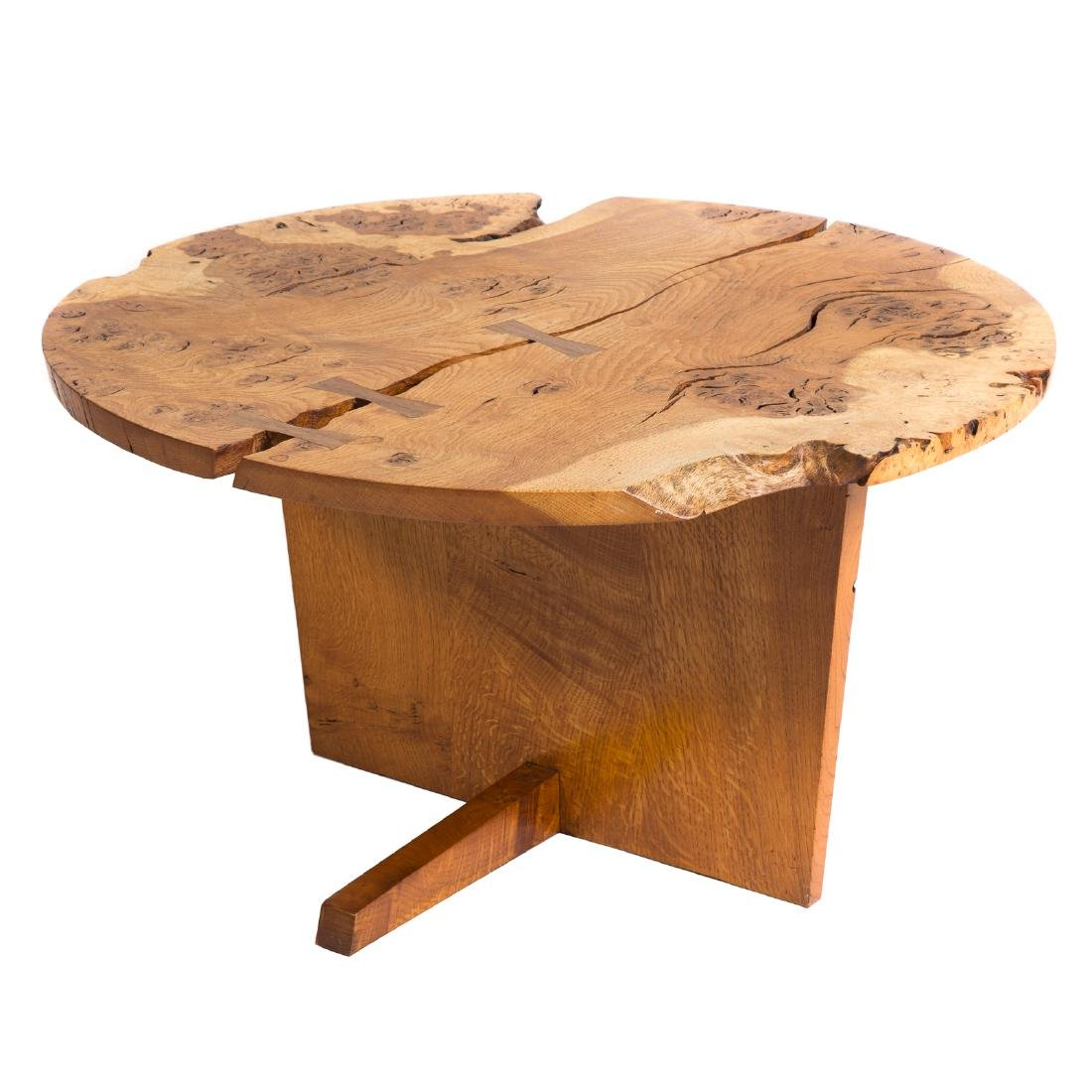 George Nakashima Renowned Minguren I Coffee Table - 2