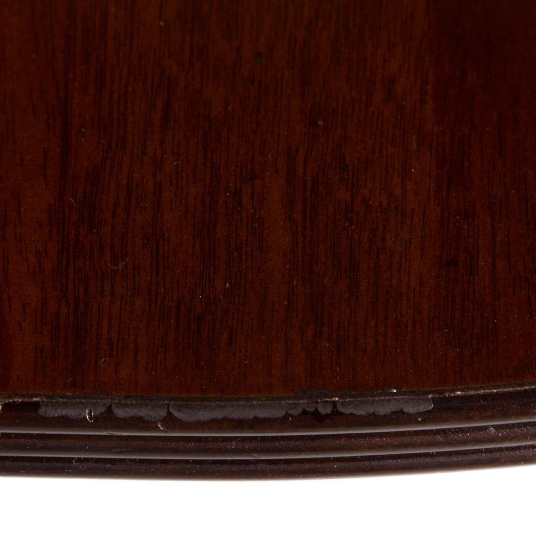 George III style mahogany dining table - 4