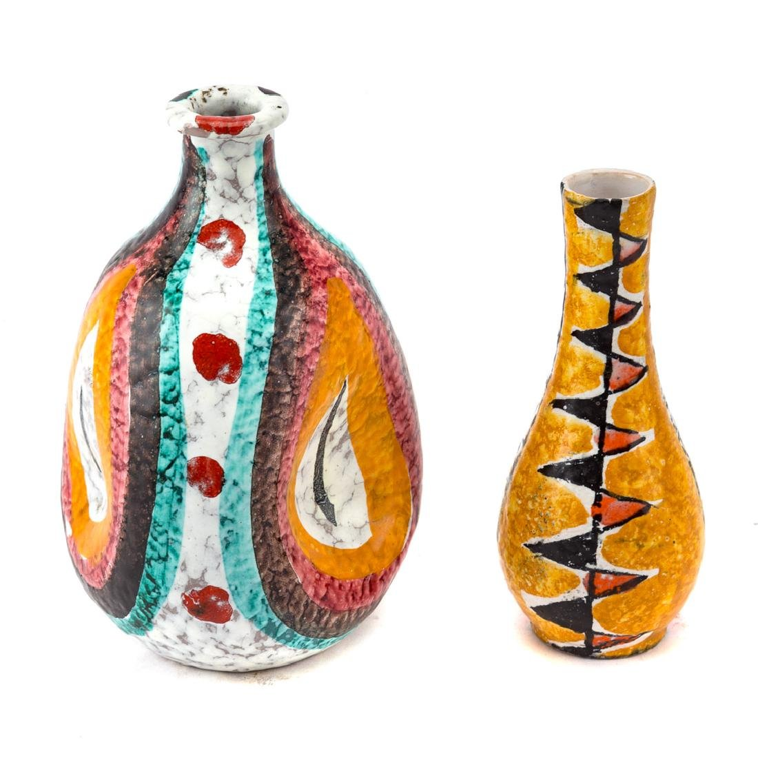 Two Italian ceramic vases - 3