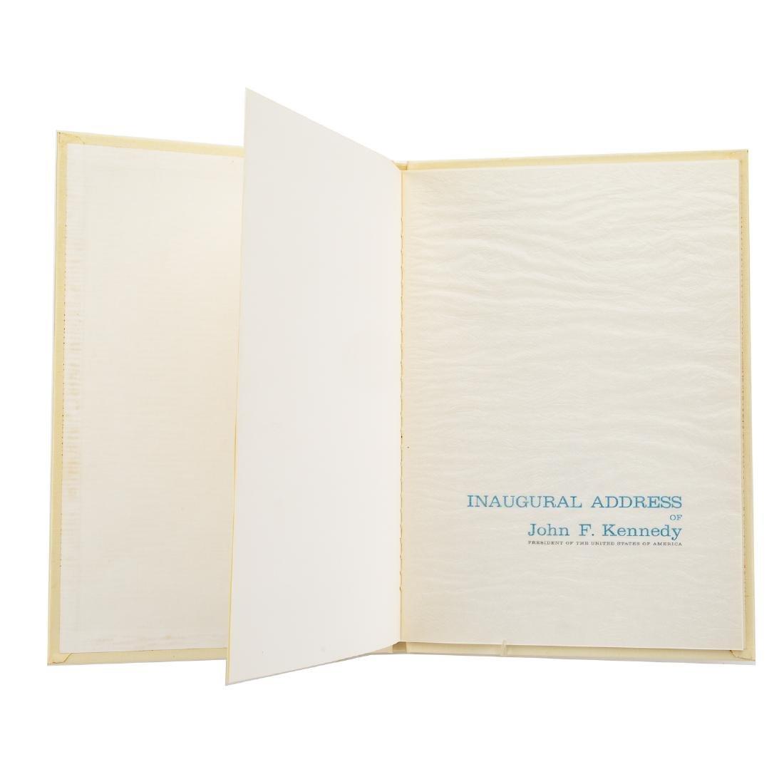Inaugural Address of John F. Kennedy - 4