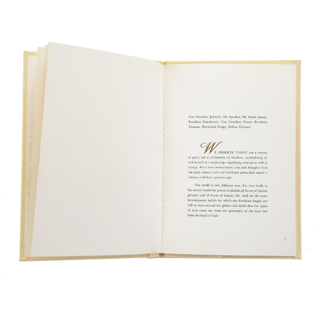 Inaugural Address of John F. Kennedy - 6