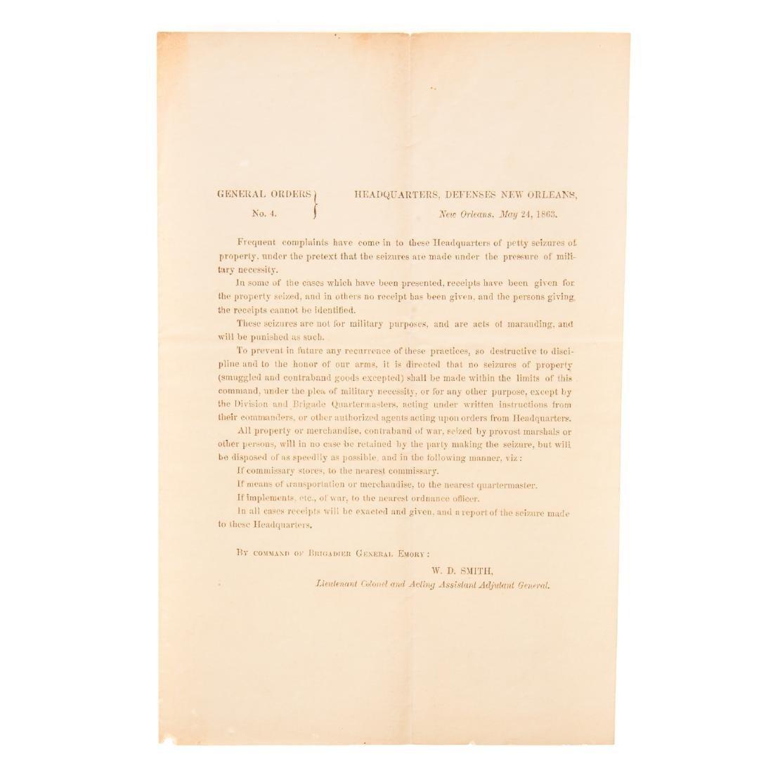 [US] Three Interesting Union Army documents - 3