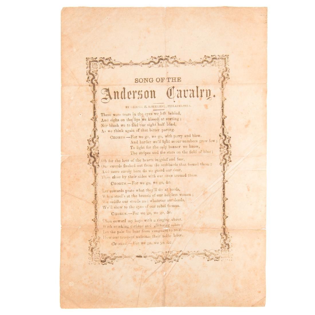 [US] Three Interesting Union Army documents - 4