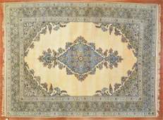 Persian Keshan carpet approx 92 x 121
