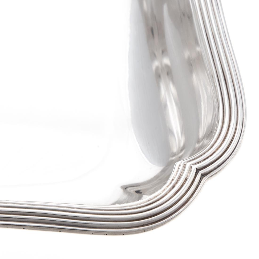 French silver dish - 3