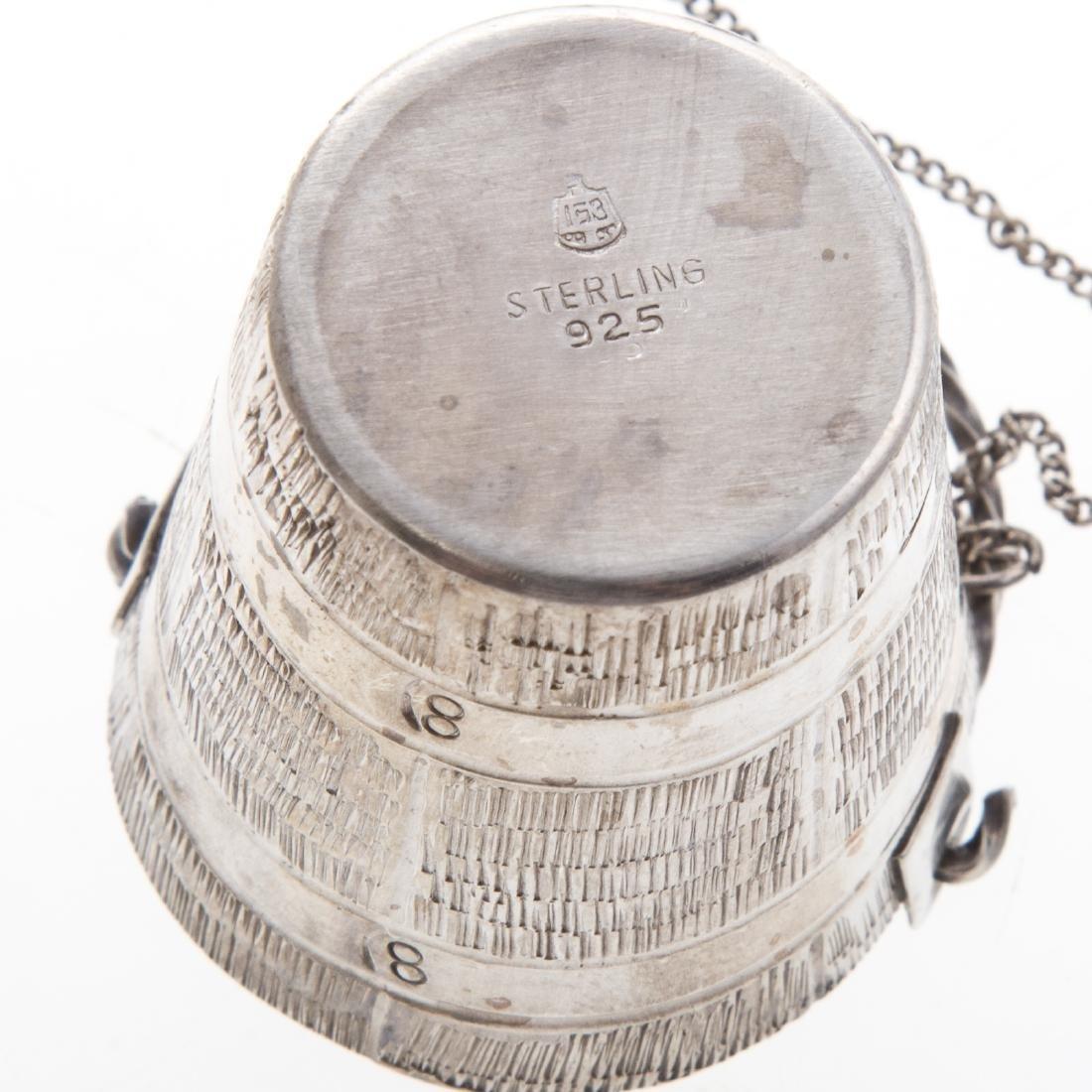 American & Continental silver objets de vertu - 4