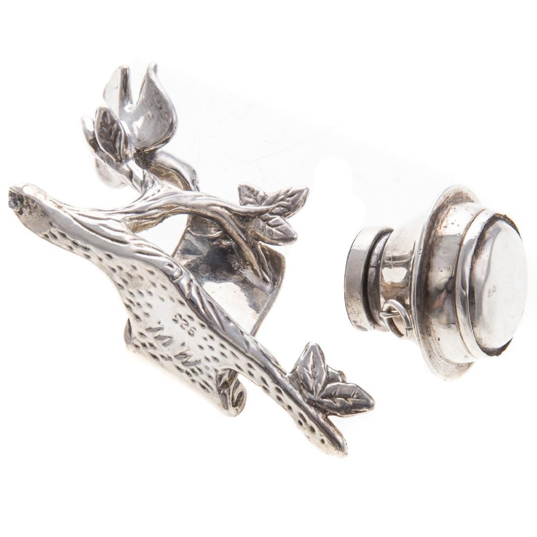 American & Continental silver objets de vertu - 5