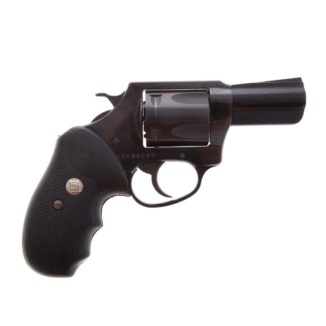 """Charter Arms """"Pit Bull"""" revolver"""