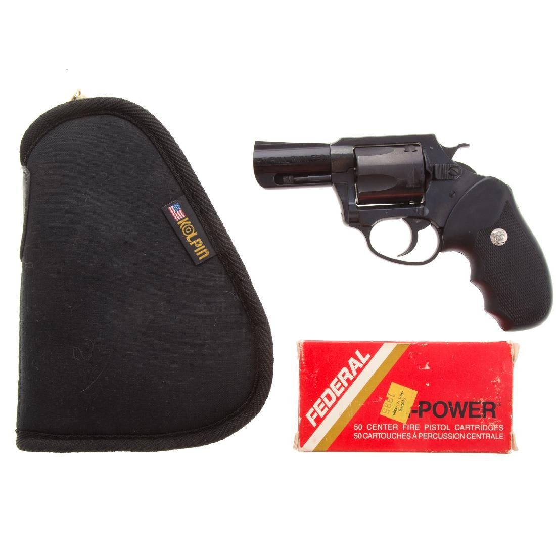 """Charter Arms """"Pit Bull"""" revolver - 7"""