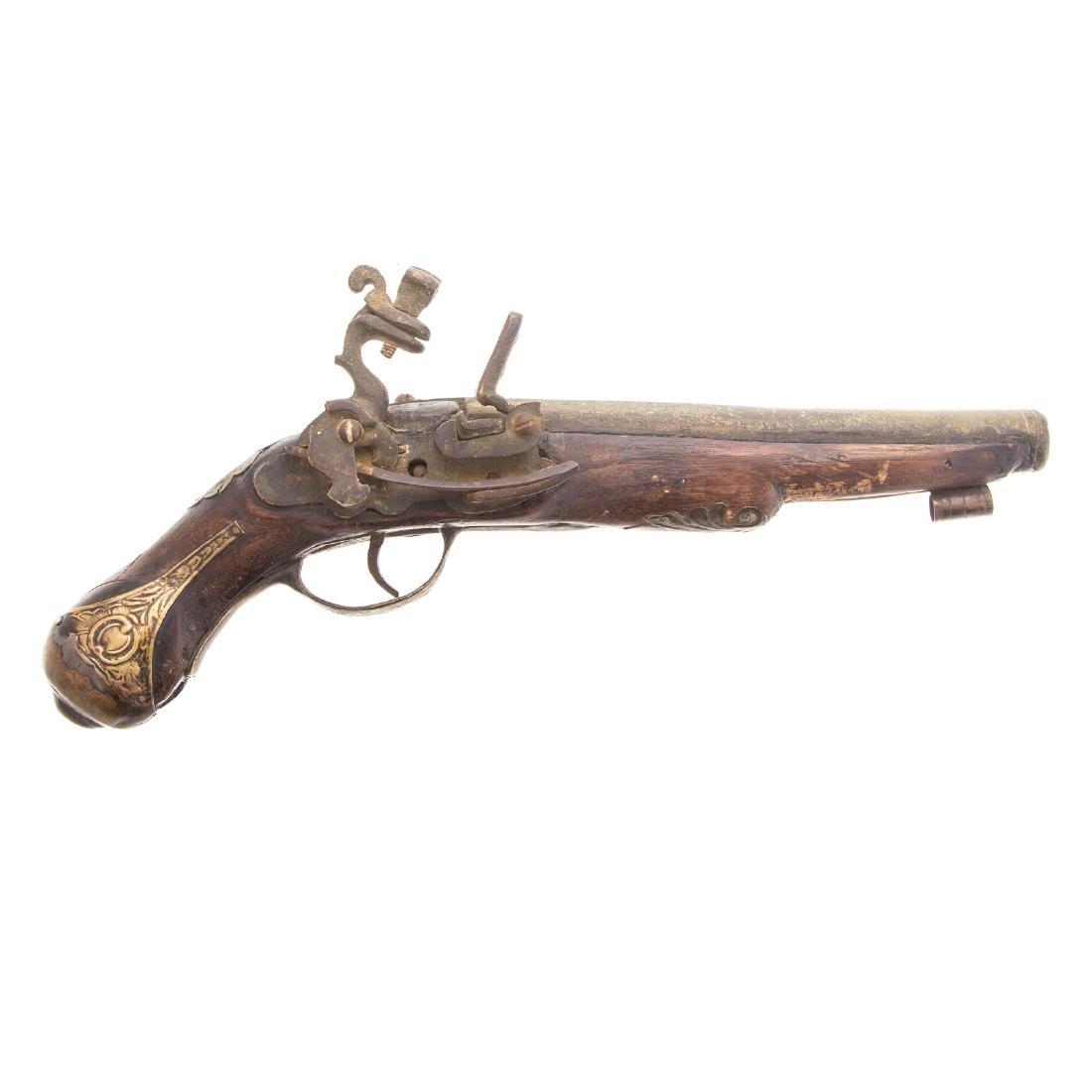 1700s Flintlock pistol