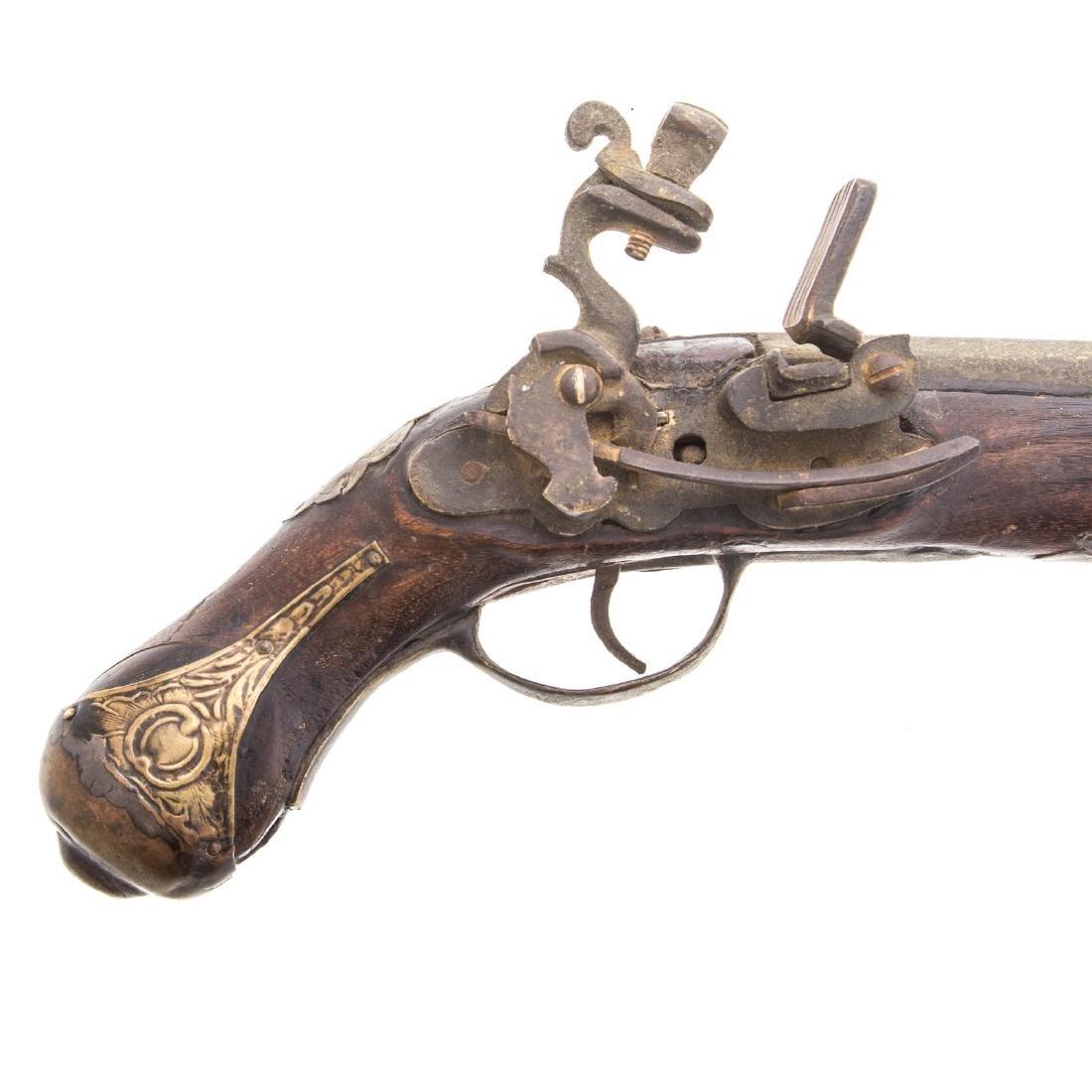 1700s Flintlock pistol - 2