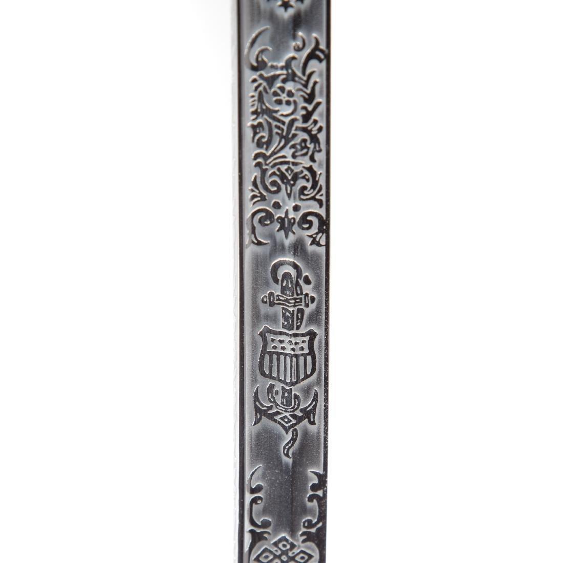 N.S. Meyer U.S. Navy Officer sword - 7