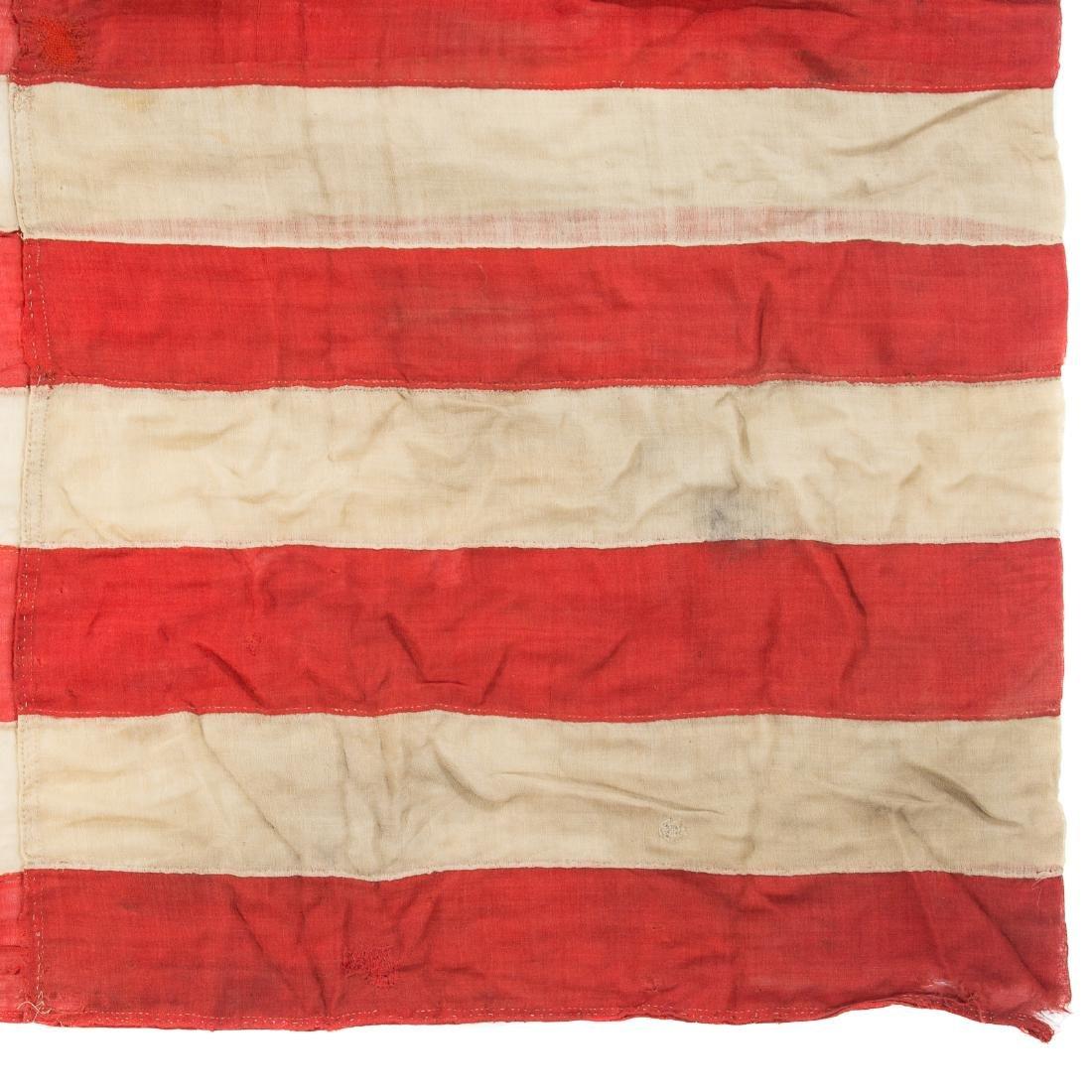 United States 34-star garrison flag - 2