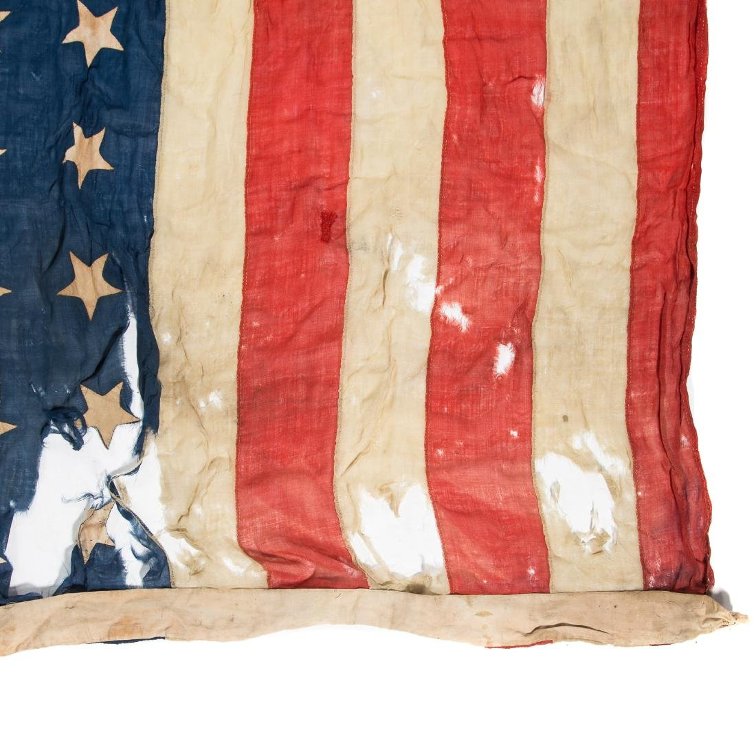 United States 34-star garrison flag - 4