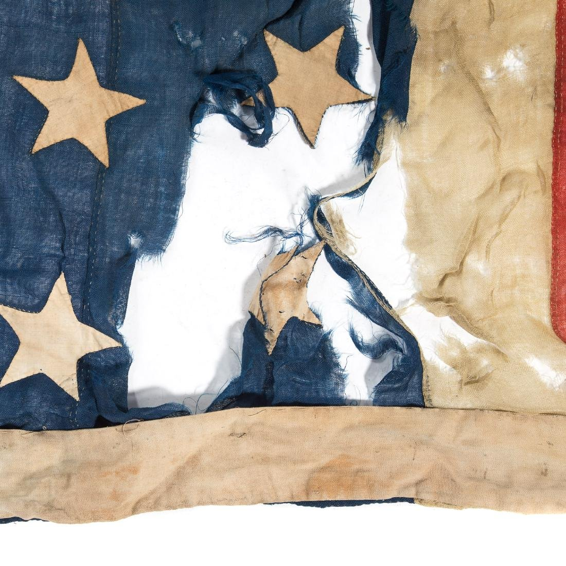 United States 34-star garrison flag - 5