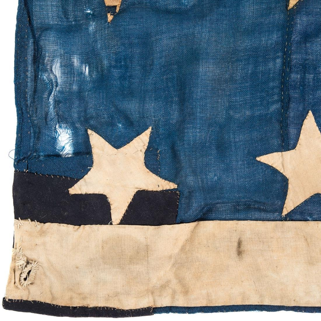 United States 34-star garrison flag - 6