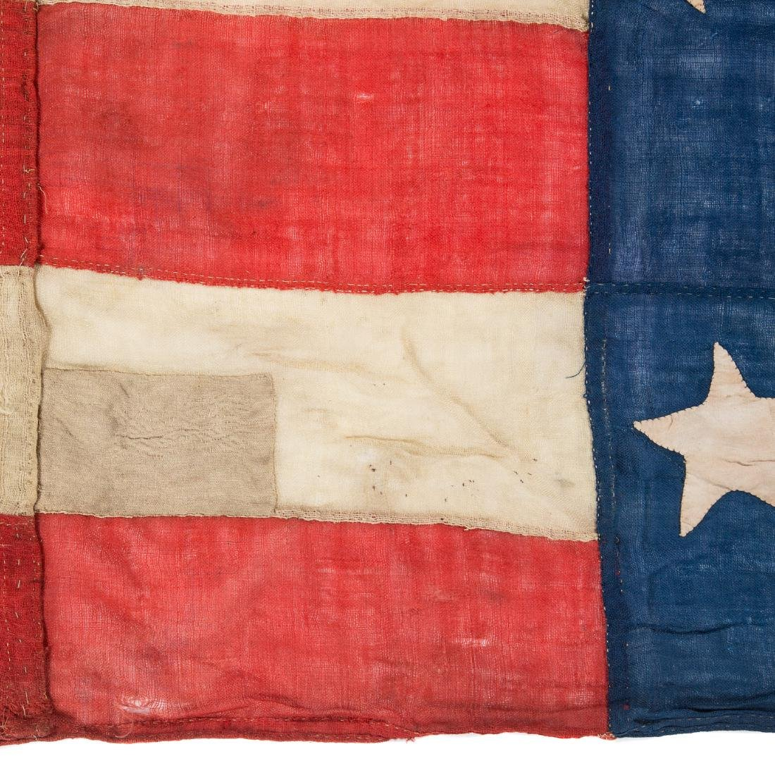 United States 34-star garrison flag - 7