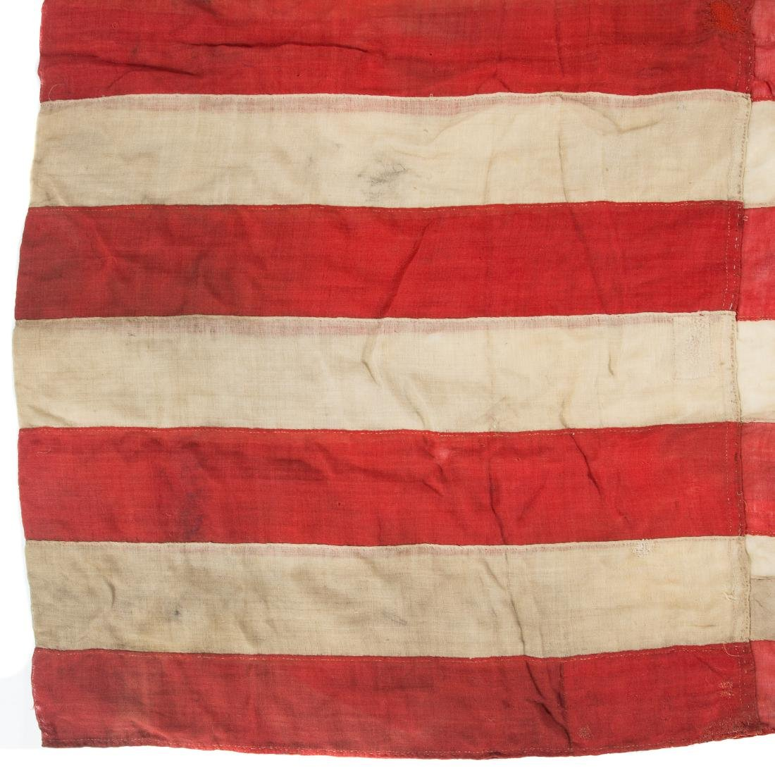United States 34-star garrison flag - 9