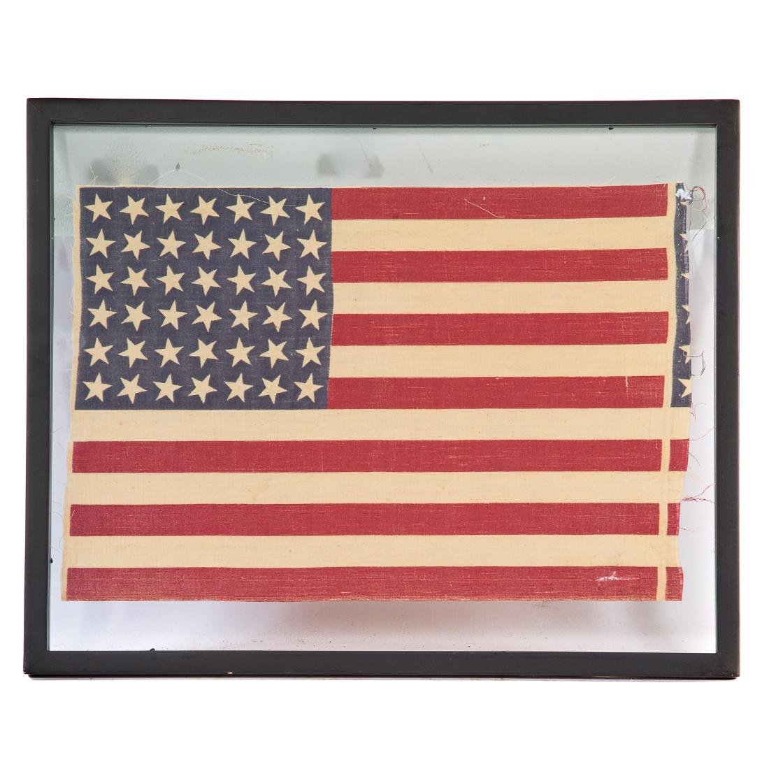 United States 42-star printed flag