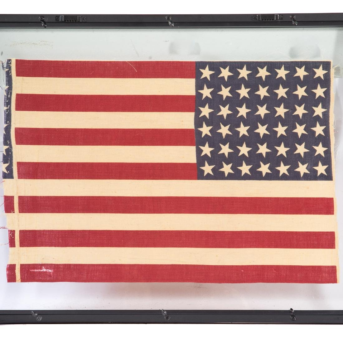 United States 42-star printed flag - 2