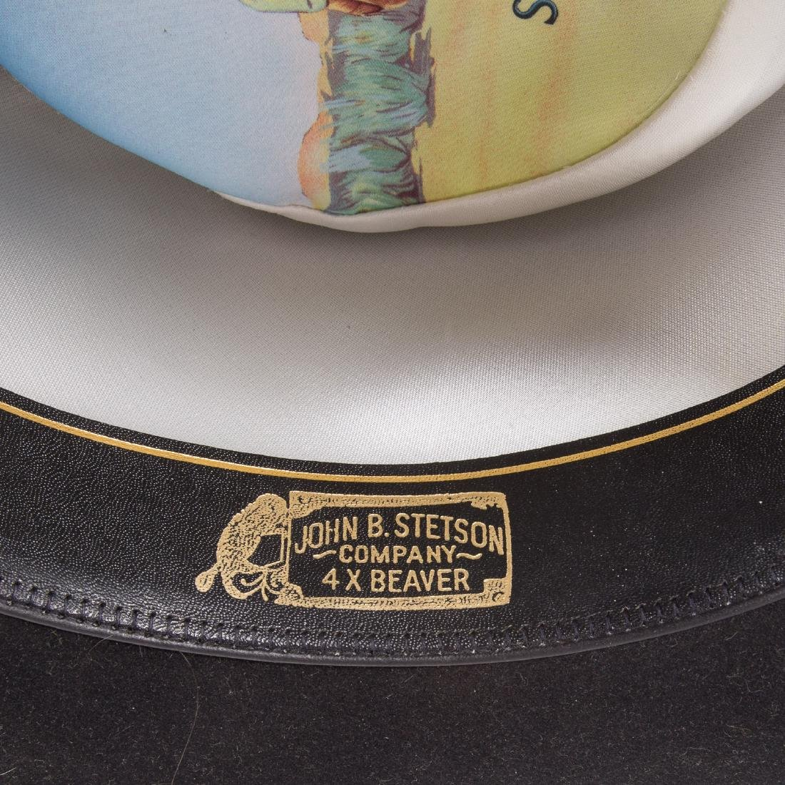 Stetson 4XXXX beaver cowboy hat - 4