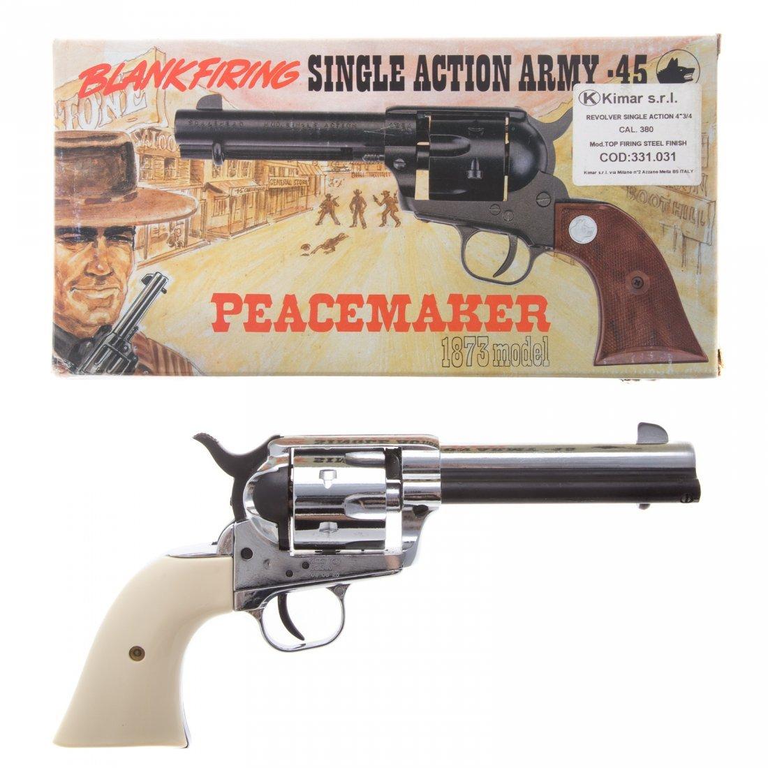 Kimar 380 caliber, model 1873 Peacemaker