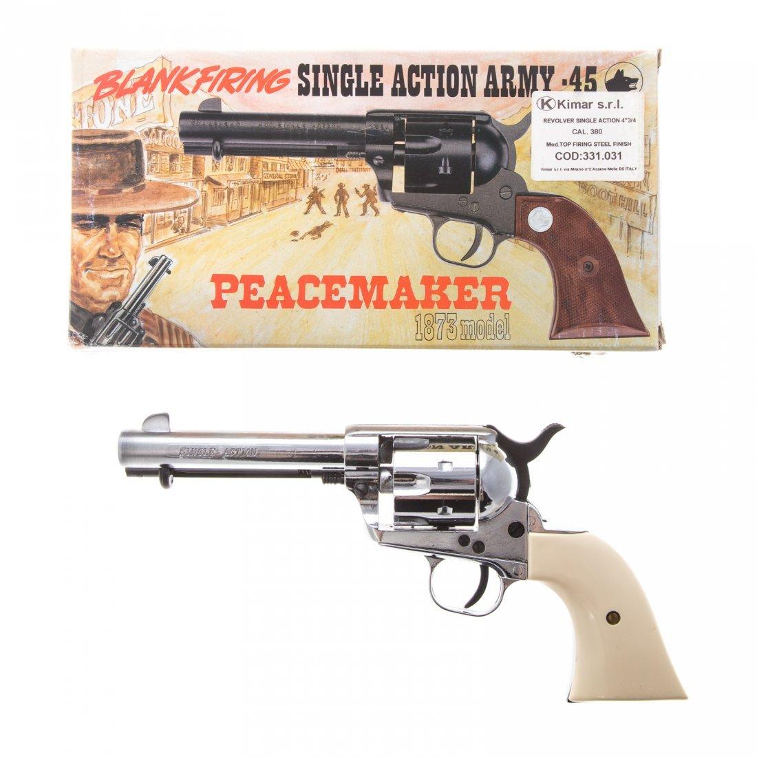 Kimar 380 caliber, model 1873 Peacemaker - 3