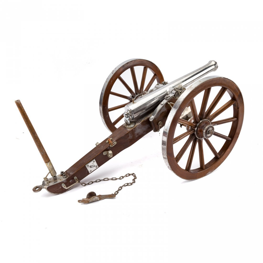 Miniature working replica of Dahlgren cannon - 6