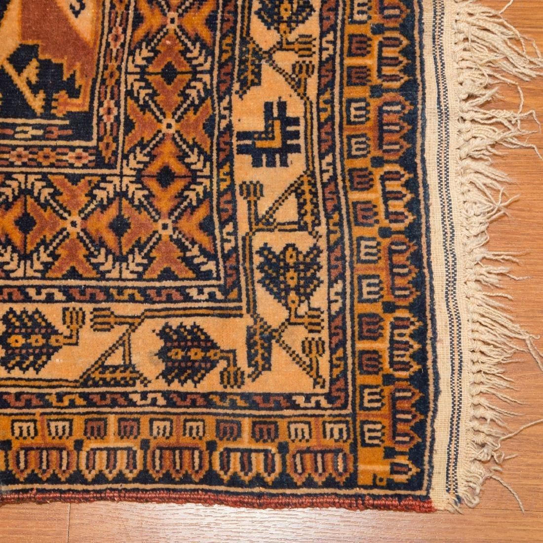 Persian Tribal rug, approx. 3 x 4.7 - 2