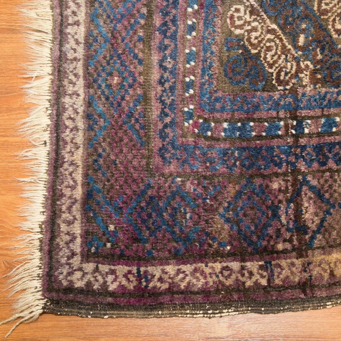 Antique Belouch rug, approx. 5.10 x 9.1 - 2