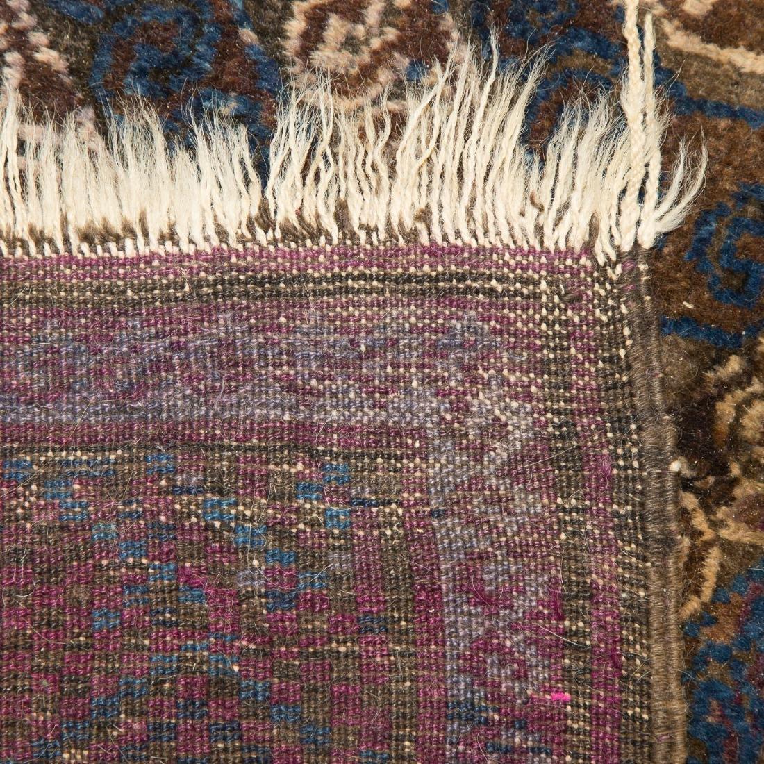 Antique Belouch rug, approx. 5.10 x 9.1 - 3