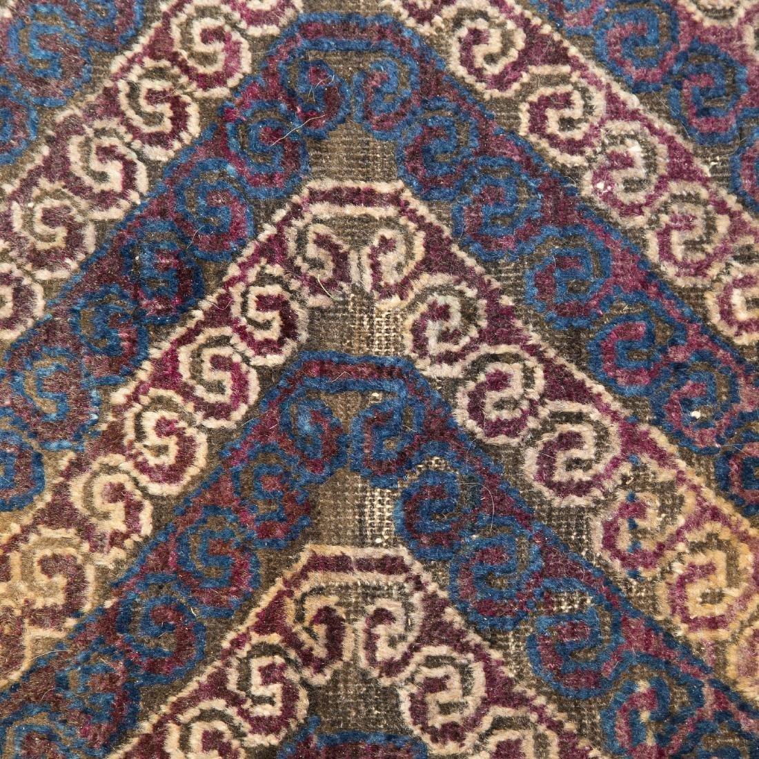 Antique Belouch rug, approx. 5.10 x 9.1 - 4