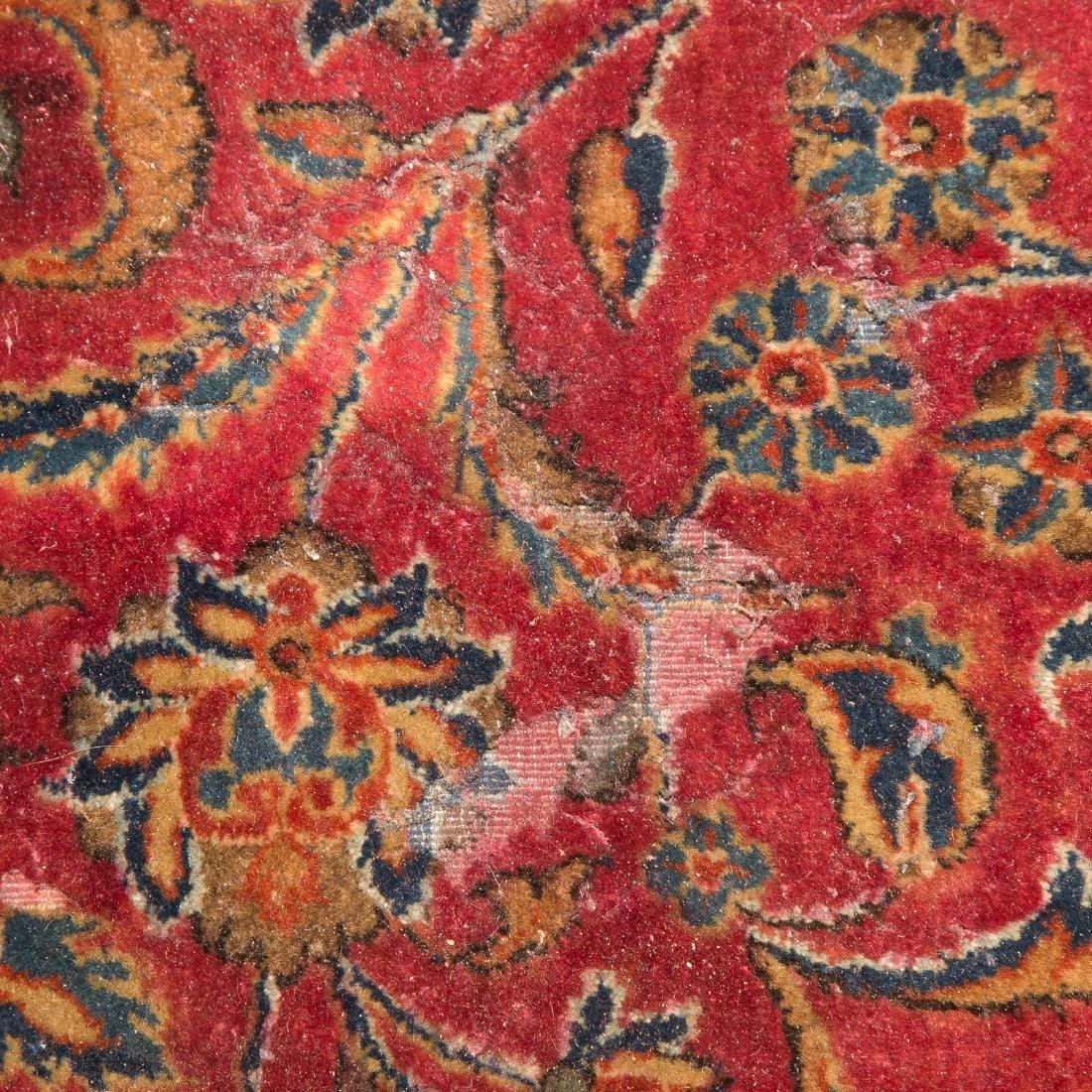 Antique Keshan carpet, approx. 8.9 x 11.11 - 4
