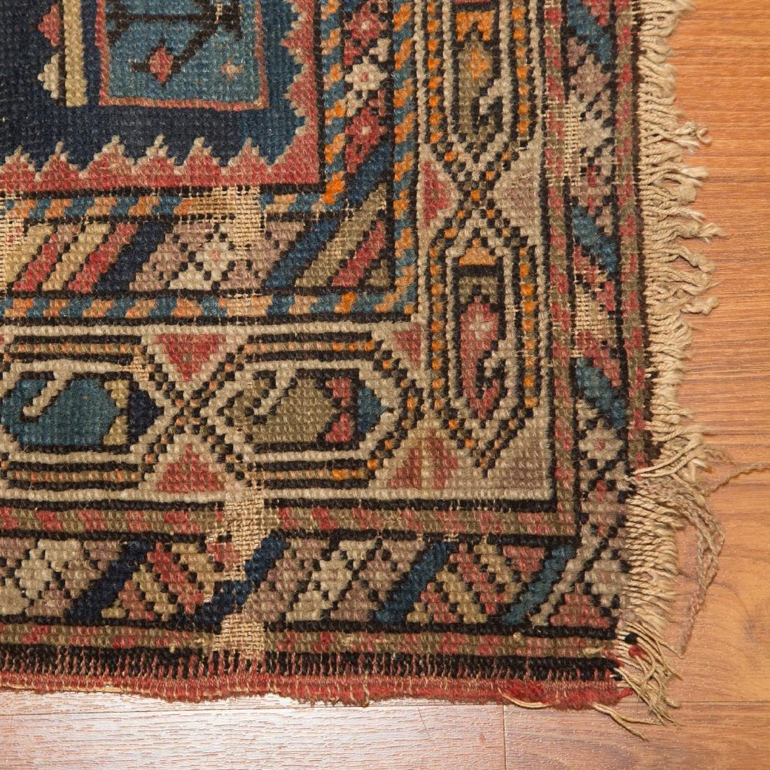 Antique Shirvan rug, approx. 3.5 x 5.3 - 2