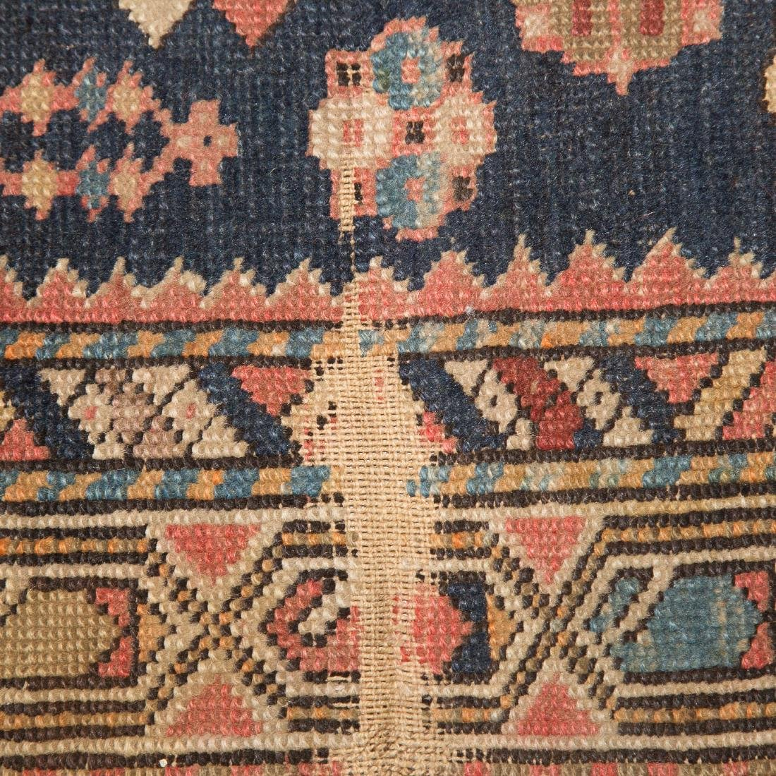 Antique Shirvan rug, approx. 3.5 x 5.3 - 4
