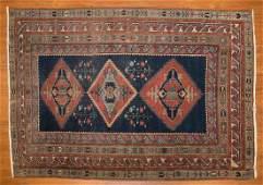 Antique Shirvan rug approx 211 x 42