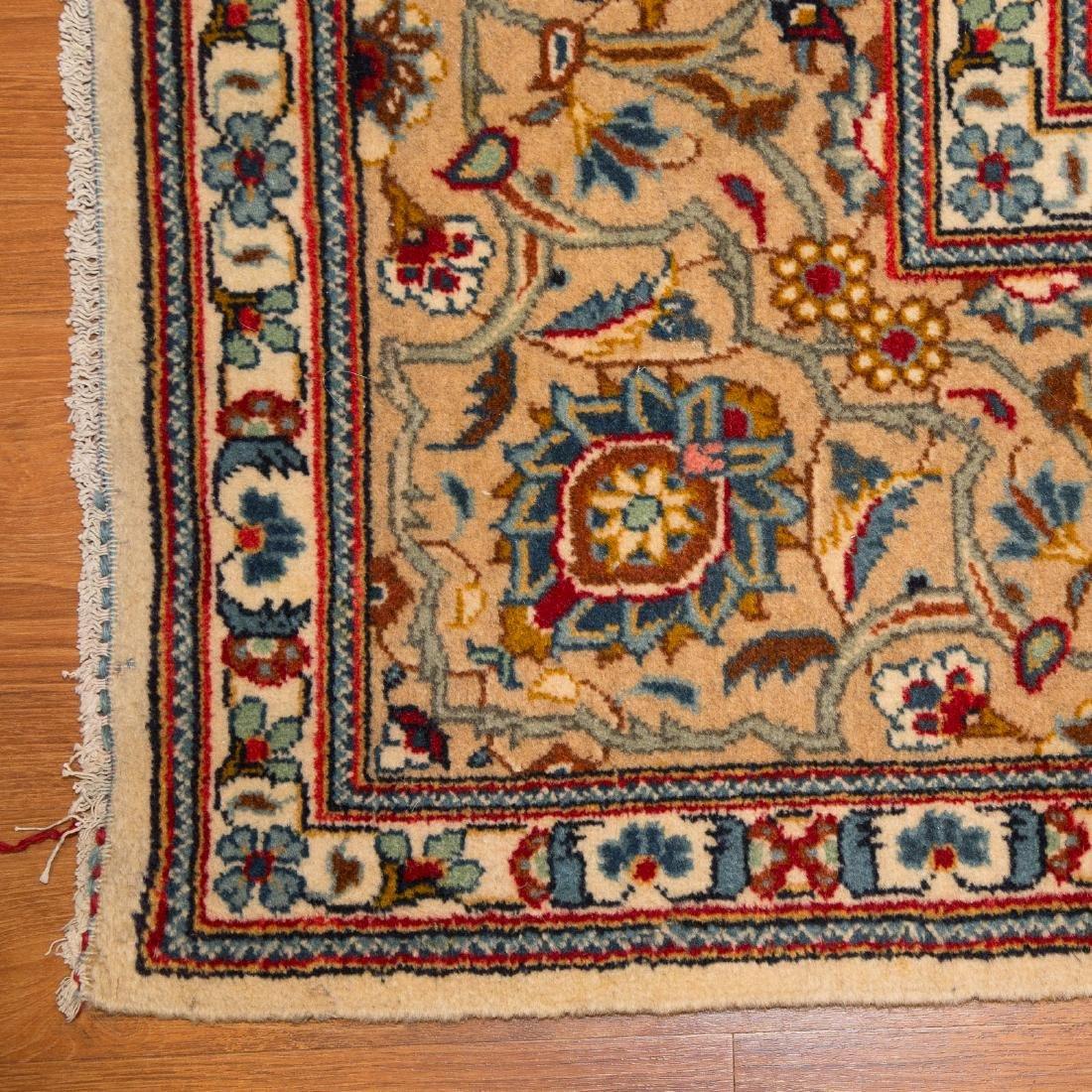 Persian Keshan rug, approx. 6.5 x 10.3 - 2