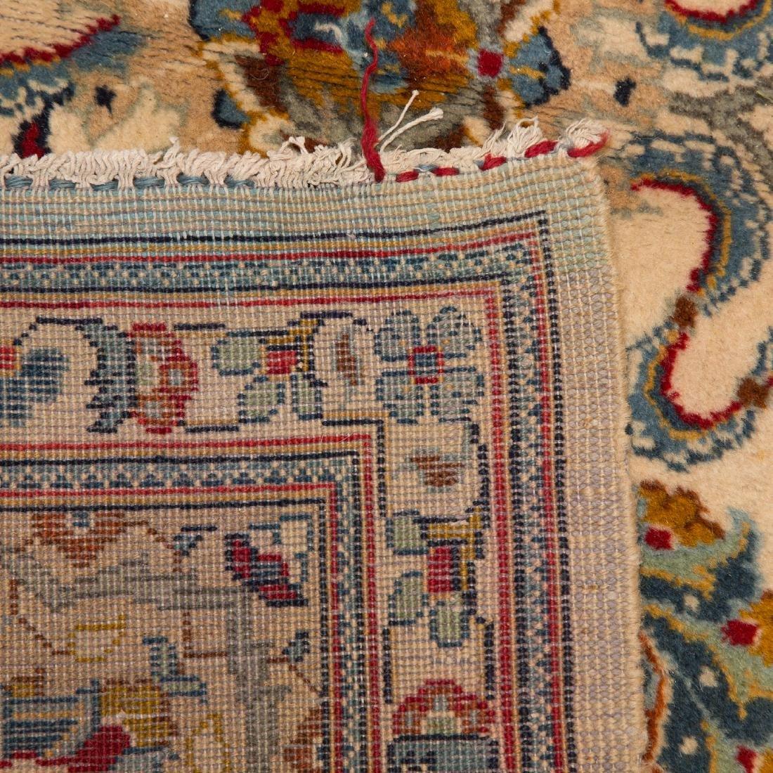 Persian Keshan rug, approx. 6.5 x 10.3 - 3