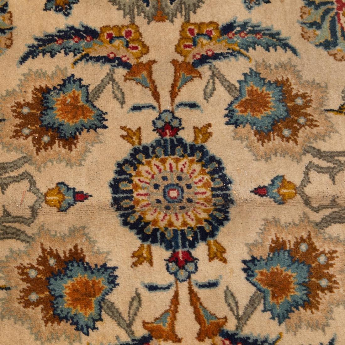 Persian Keshan rug, approx. 6.5 x 10.3 - 4