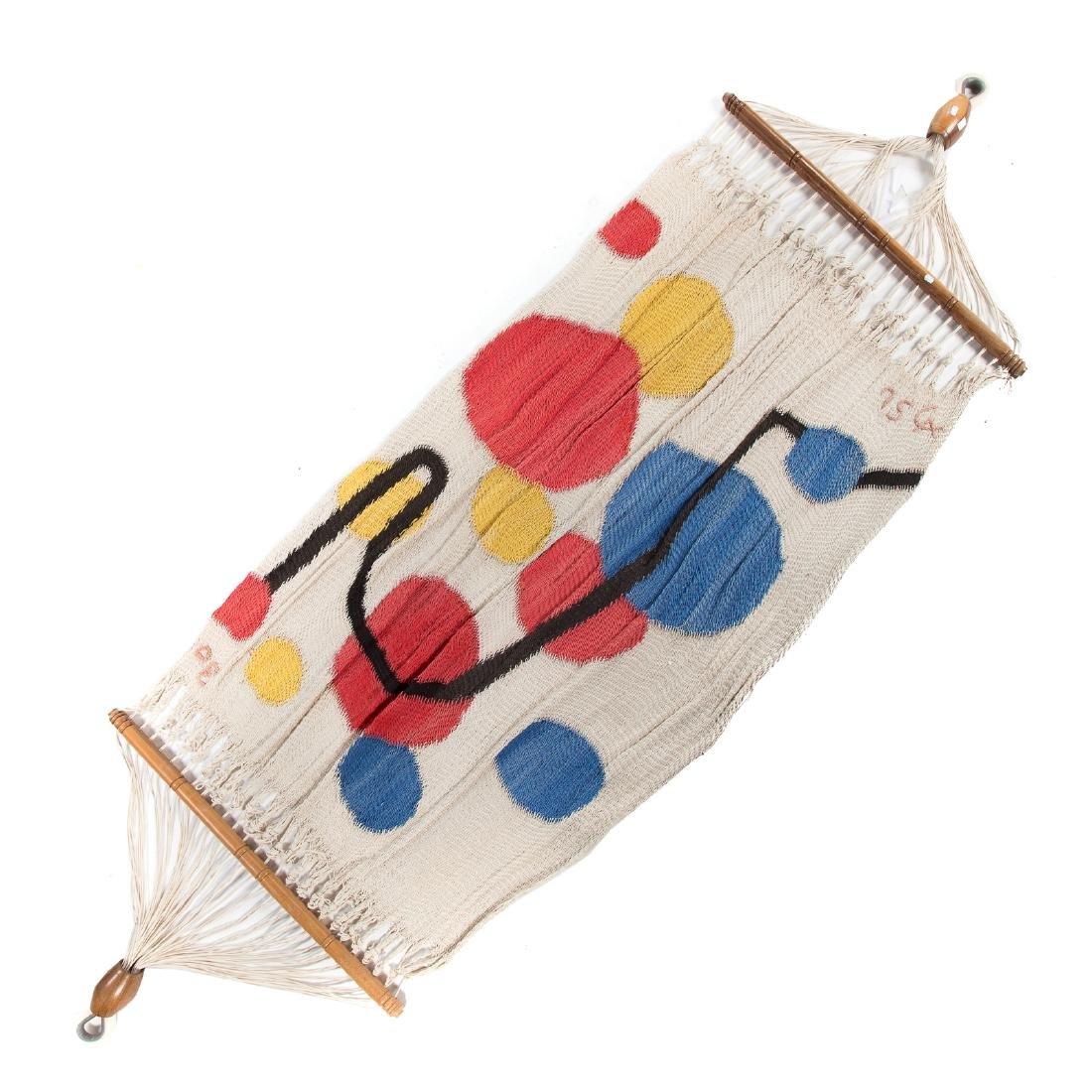 Alexander Calder. Floating Circles, hammock - 2