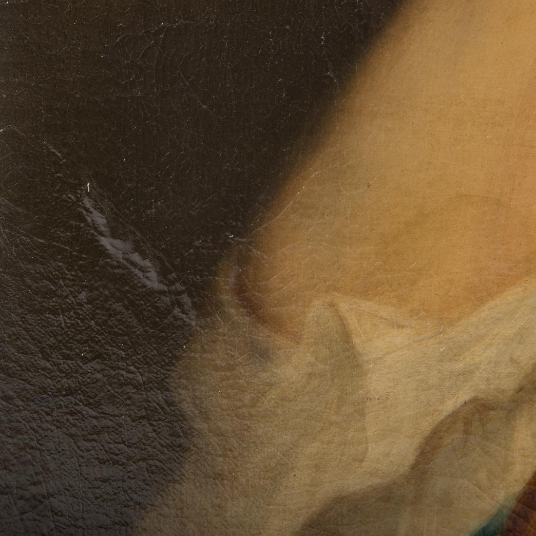 British School, c. 1800. Portrait of a Lady, oil - 3