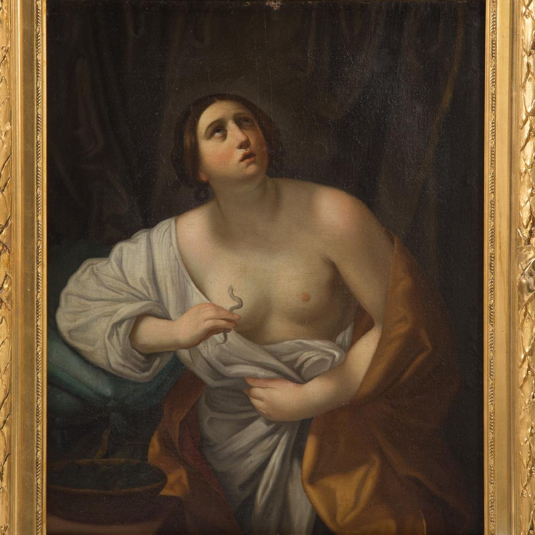 After Guido Reni. Death of Cleopatra, oil - 2