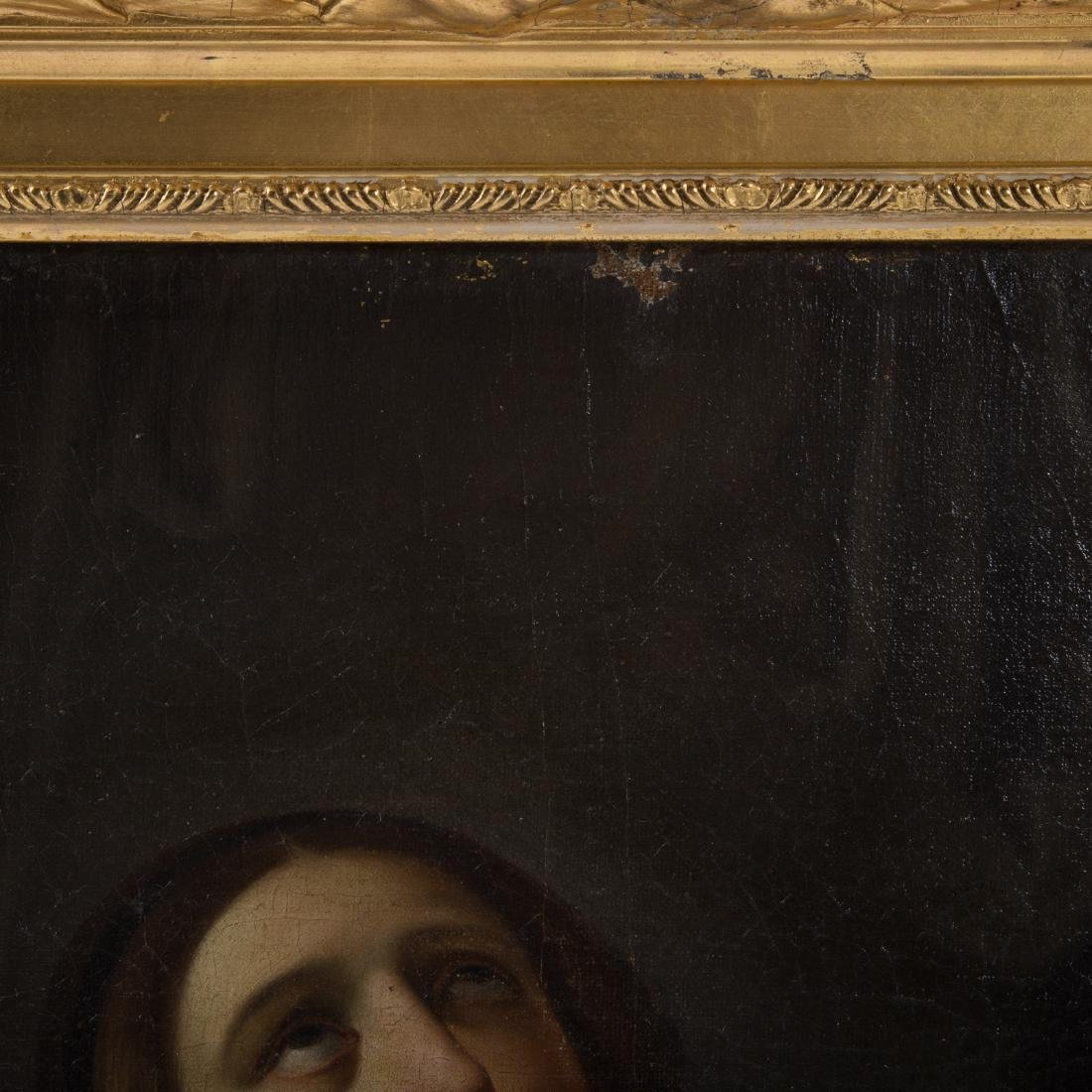 After Guido Reni. Death of Cleopatra, oil - 4