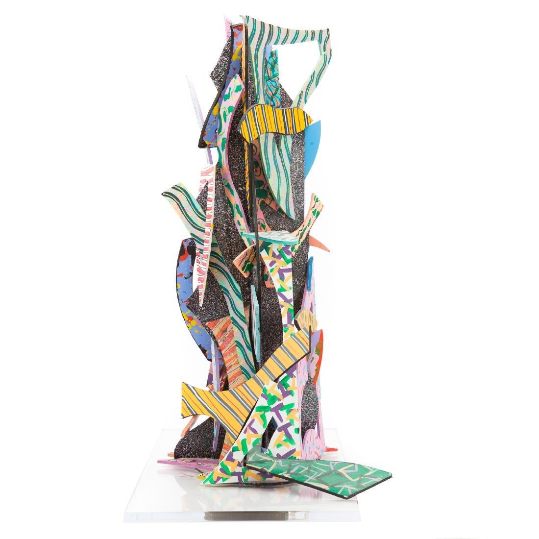 Elliott Wennet. Broadway, sculpture - 2