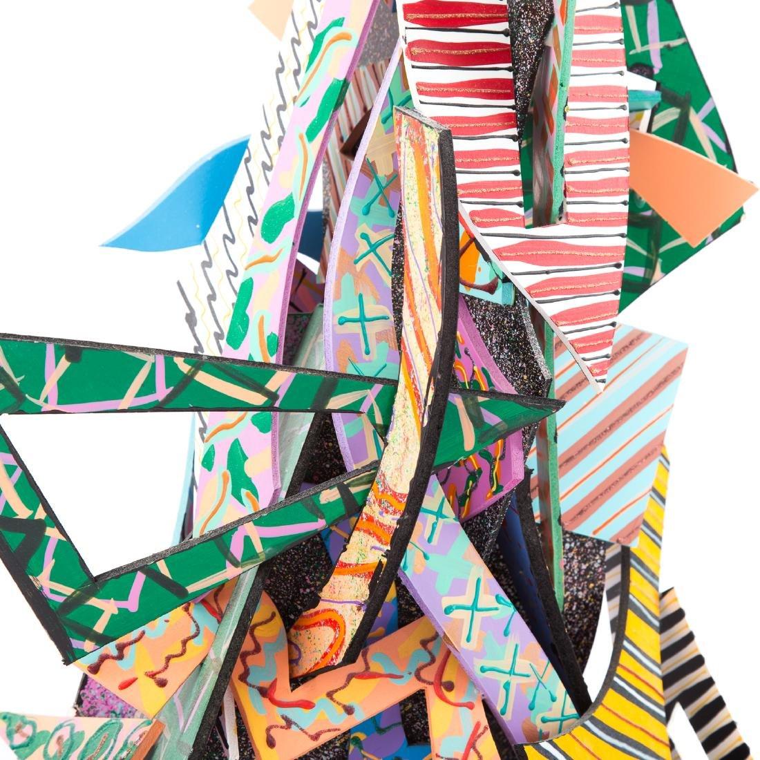 Elliott Wennet. Broadway, sculpture - 4