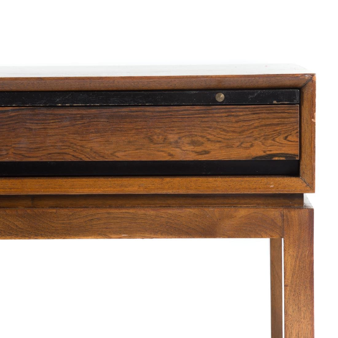 Cabinet-made Mid-Century Modern teakwood server - 3