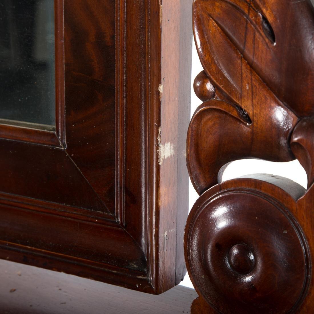 Classical Revival mahogany dressing table - 7