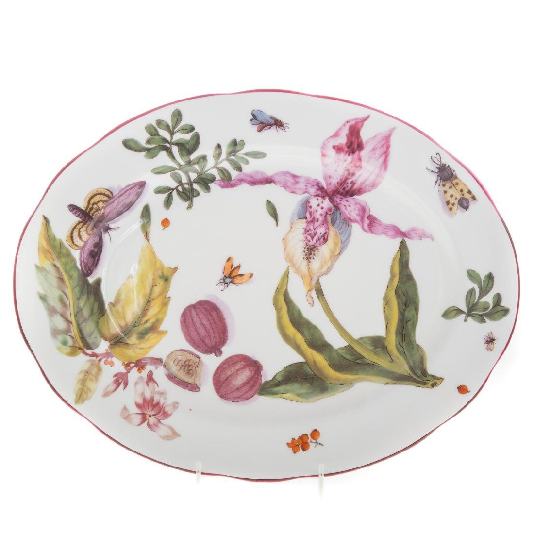 Eight pieces Royal Collection china - 5