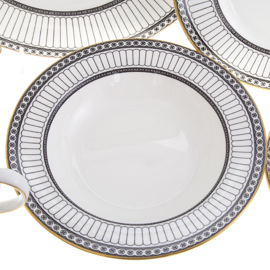 Wedgwood china partial dinner service - 2