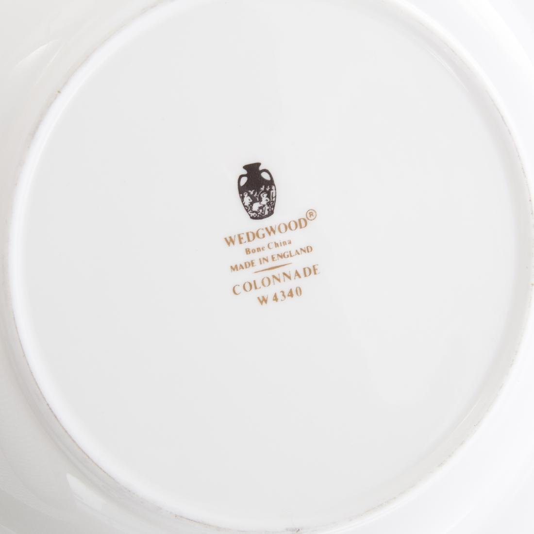 Wedgwood china partial dinner service - 3